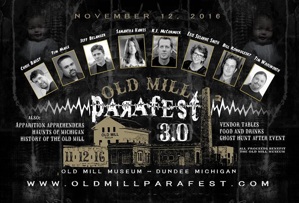 Old Mill ParaFest